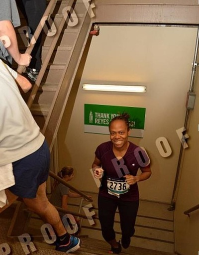 Skyrise Chicago - Bonnie Takes the Stairs